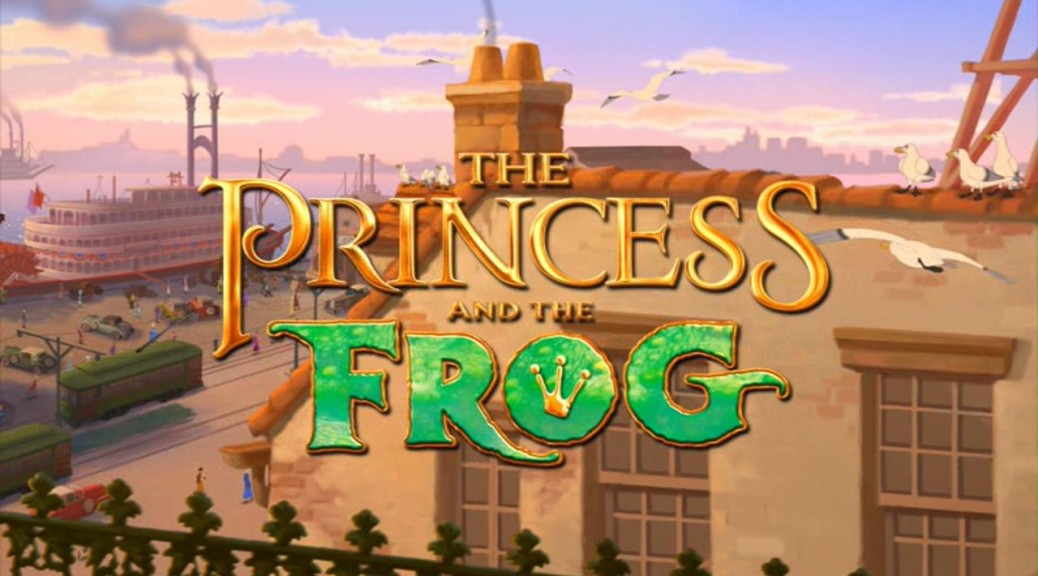 PrincessAndTheFrog