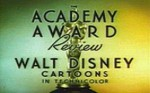 The Academy Award Review Of Walt Disney Cartoons