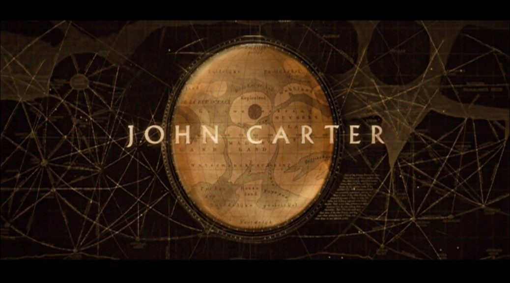 JohnCarter - uniform