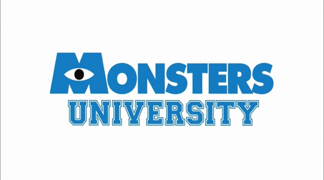 MonstersUniversity - uniform