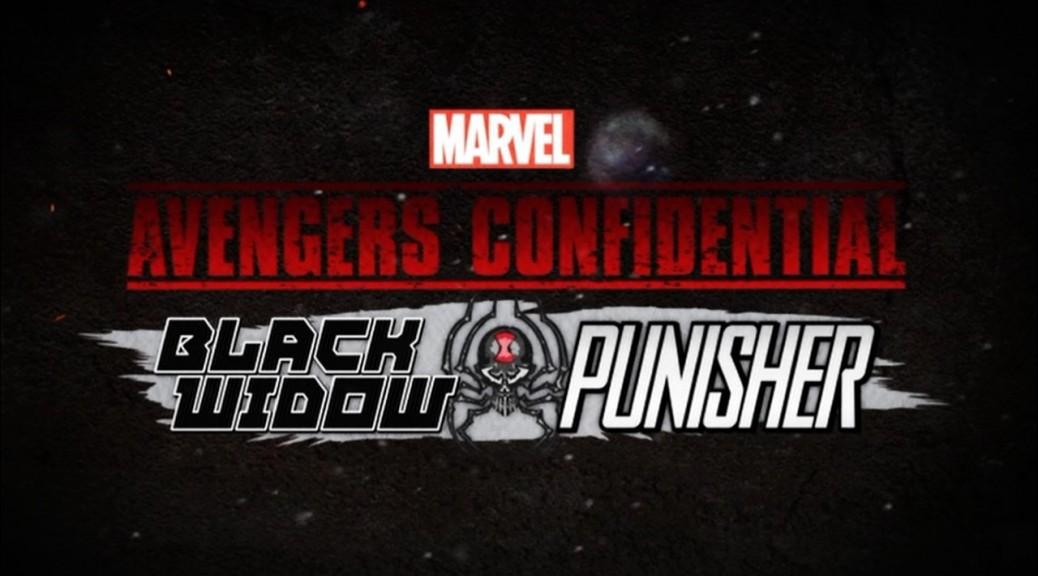 AvengersConfidentialBlackWidowPunisher -uniform