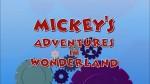 MickeyMouseClubhouseMickeysAdventuresInWonderland