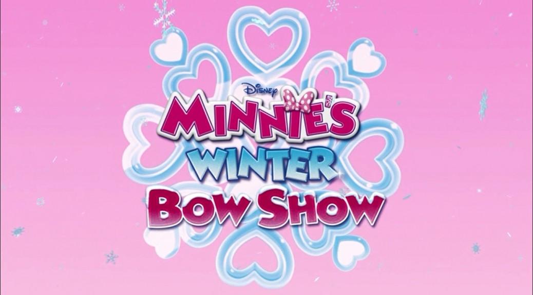 MickeyMouseClubhouseMinniesWinterBowShow